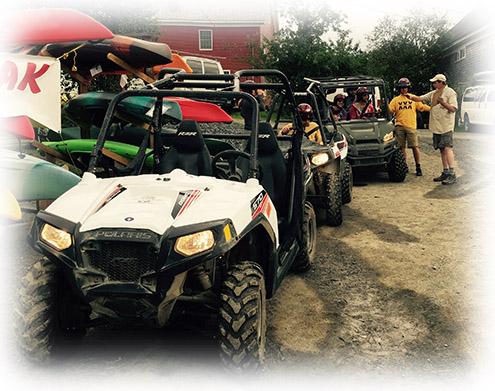 Maine ATV Rentals and ATV Tours