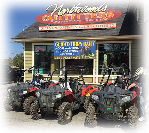 Maine ATV Rentals and ATV Tours